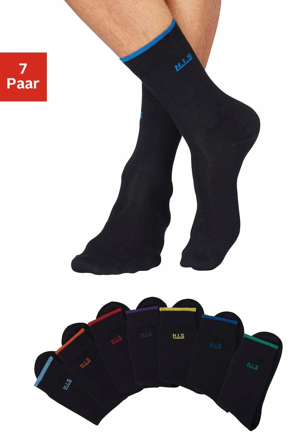 Op zoek naar een H.I.S sokken (7 paar)? Koop online bij OTTO