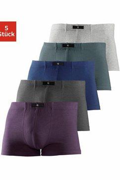 h.i.s boxershort gemaakt van katoen (set, 5 stuks, set van 5) multicolor