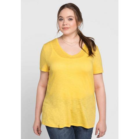 Sheego Basic NU 15% KORTING: sheego Basic T-shirt