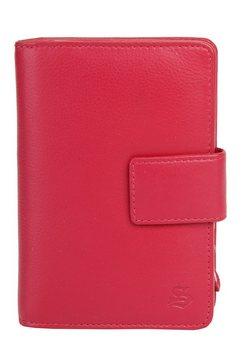 szuna portemonnee betaalpasvakken (1-delig) rood
