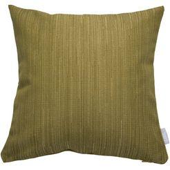 kussenovertrek, linne, »sofie« (per stuk) groen