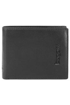 bugatti portemonnee »vertice« zwart