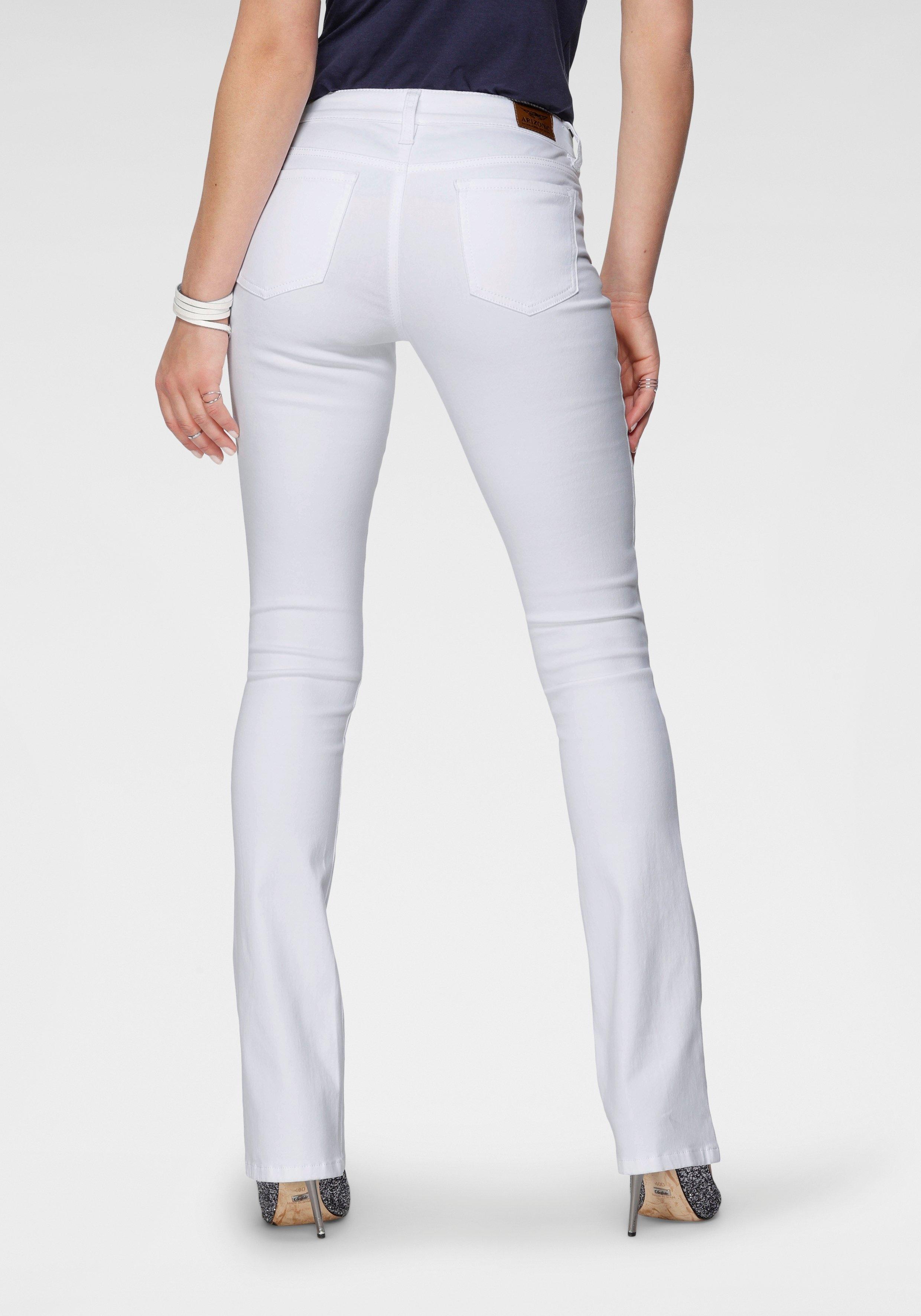 Arizona bootcut jeans »Baby-Boot« online kopen op otto.nl