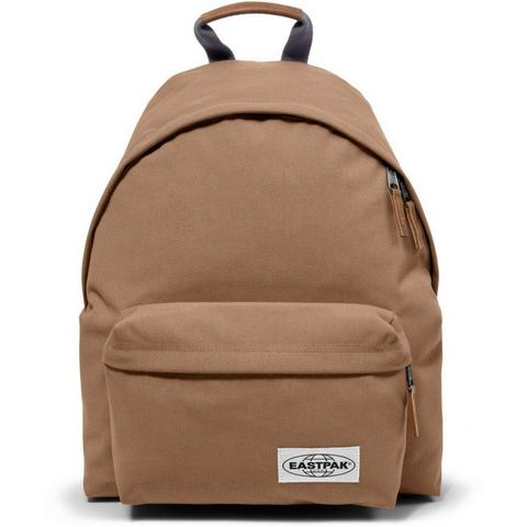 Eastpak rugzak met laptopvak, PADDED PAK'R opgrade cream