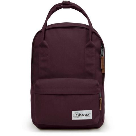 Eastpak rugzak met laptopvak, PADDED SHOP'R opgrade wine