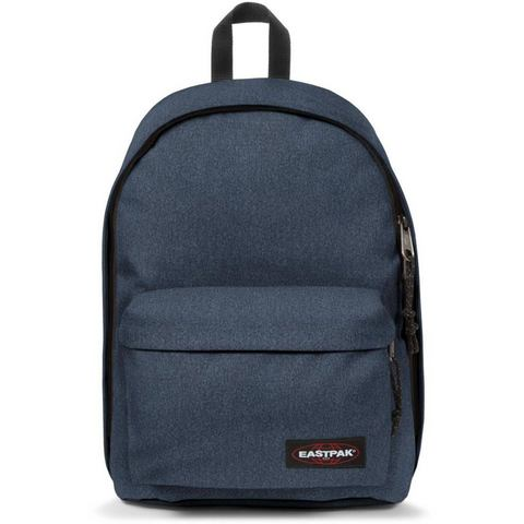 Eastpak rugzak met laptopvak, OUT OF OFFICE double denim