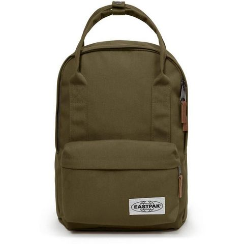 Eastpak rugzak met laptopvak, PADDED SHOP'R opgrade green