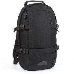 eastpak rugzak met laptopvak, »floid black« zwart