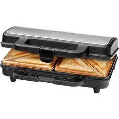 profi cook sandwichmaker pc-st 1092, 900 w zwart