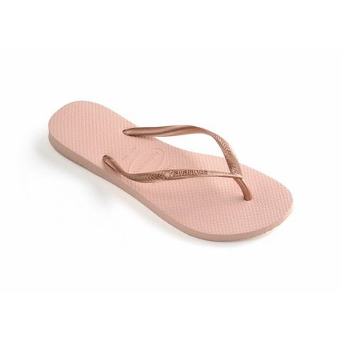 Havaianas-Slippers-Flipflops Slim-Roze