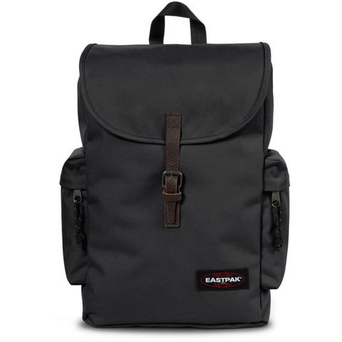 Eastpak rugzak met laptopvak, AUSTIN black