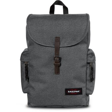 Eastpak rugzak met laptopvak, AUSTIN black denim