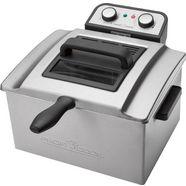 profi cook fritteuse pc-fr 1038, 3000 w, inhoud 5 liter zwart