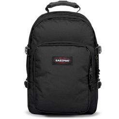 eastpak laptoprugzak provider black bevat gerecycled materiaal (global recycled standard) zwart