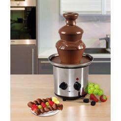 clatronic chocoladefontein skb 3248, 170 w metaal