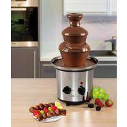 clatronic chocoladefontein skb 3248 170 watt zilver