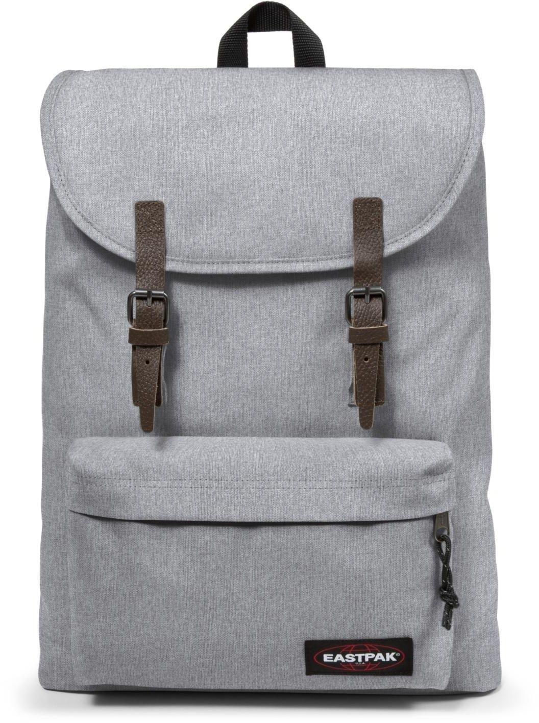 Eastpak rugzak met laptopvak, »LONDON sunday grey« nu online kopen bij OTTO