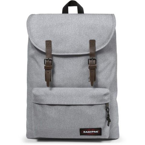 Eastpak rugzak met laptopvak, LONDON sunday grey