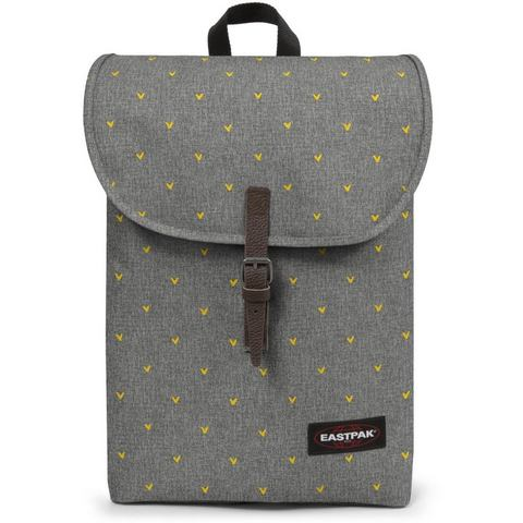Eastpak rugzak met laptopvak, CIERA gold birds