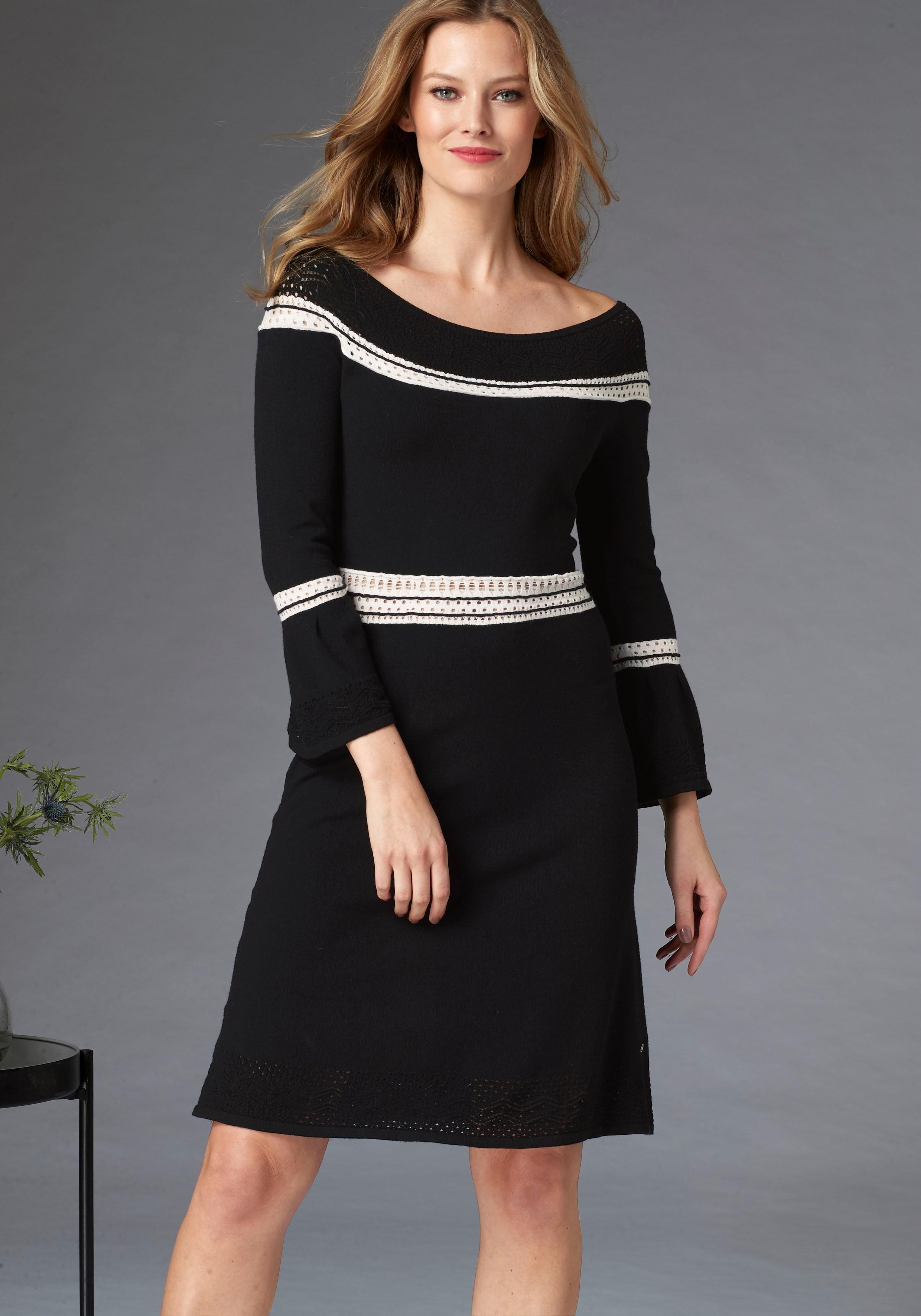 guido maria kretschmer tricotjurk vind je bij otto. Black Bedroom Furniture Sets. Home Design Ideas