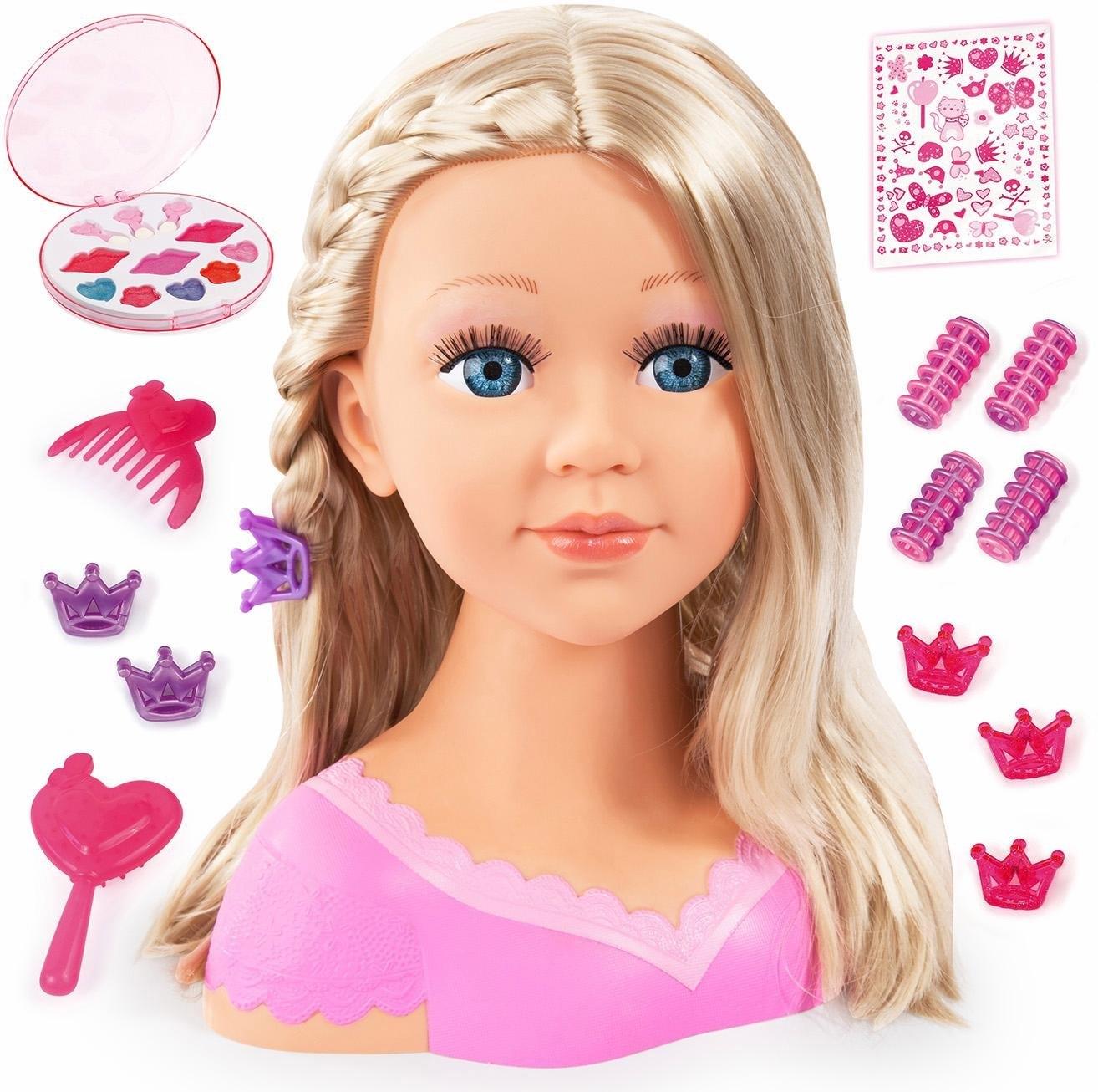 Bayer DESIGN Make-uphoofd met cosmetica, »Charlene Super Model« voordelig en veilig online kopen