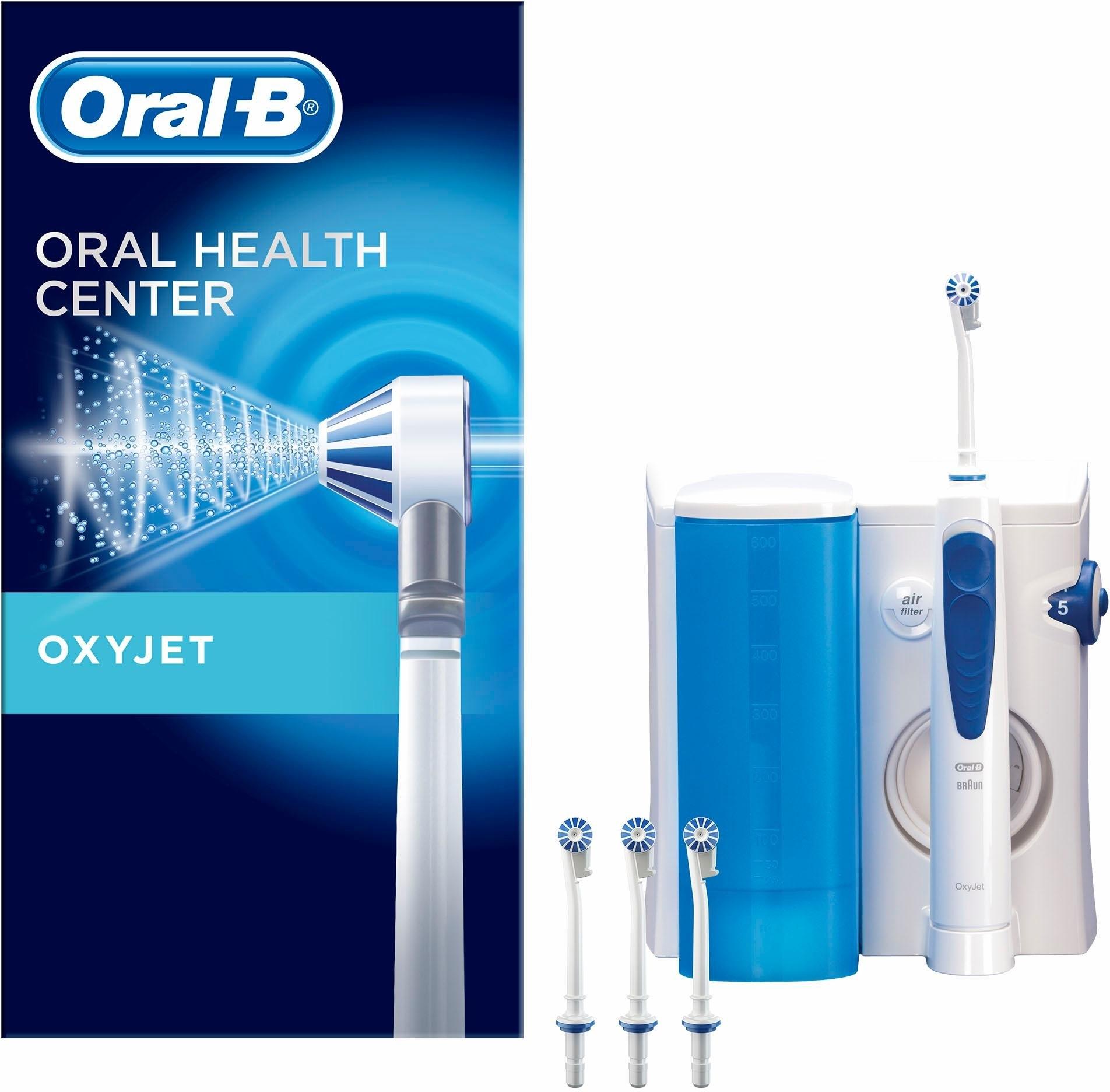 Oral B monddouche OxyJet - gratis ruilen op otto.nl
