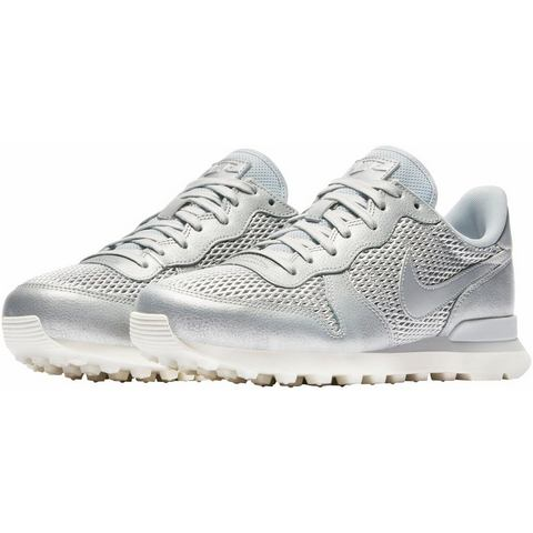 Nike Internationalist damessneaker zilver