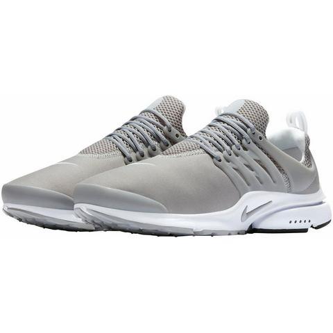 Nike Air Presto herensneaker zwart, grijs en wit
