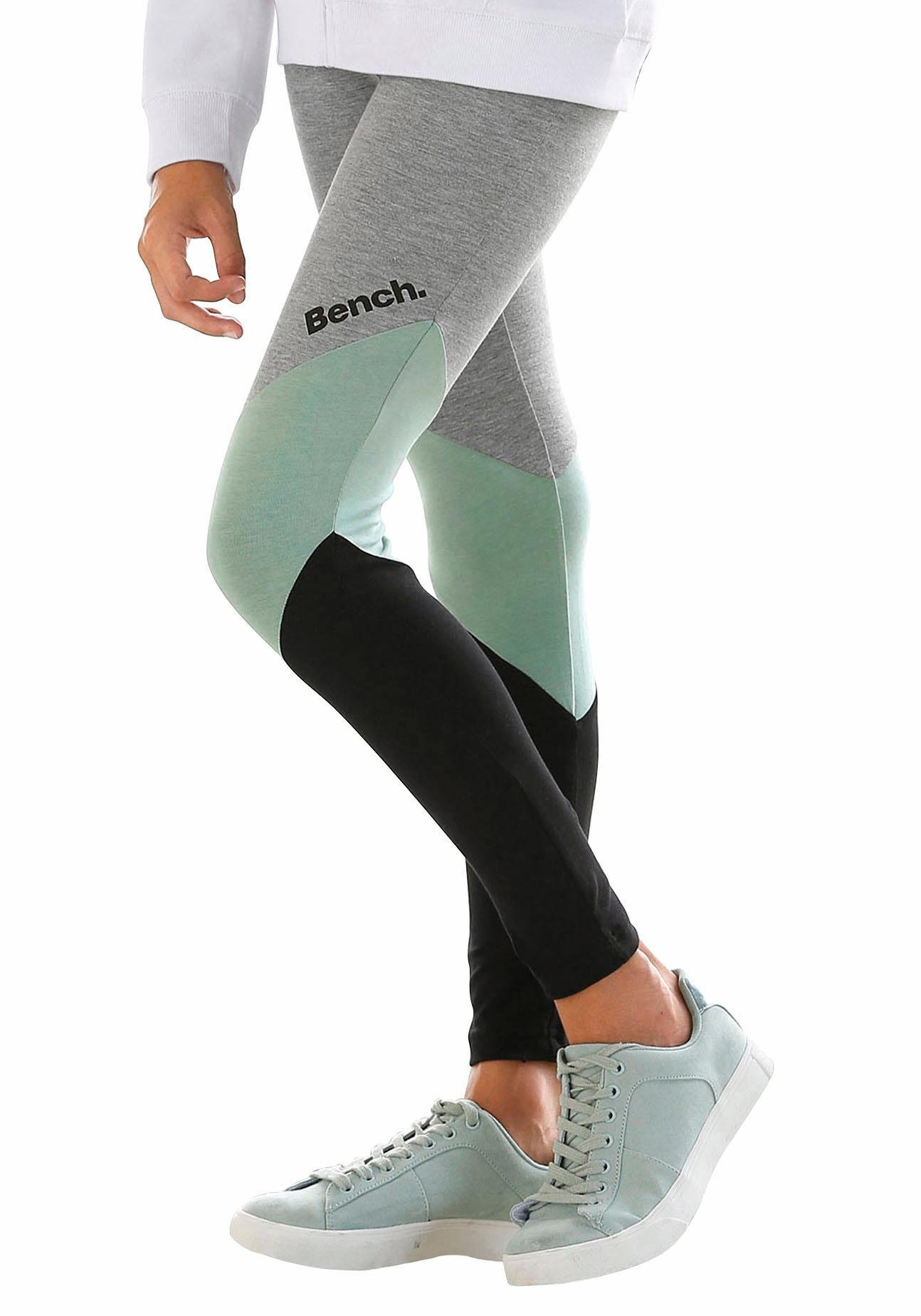 Bench. legging met modieuze inzetten in de webshop van OTTO kopen