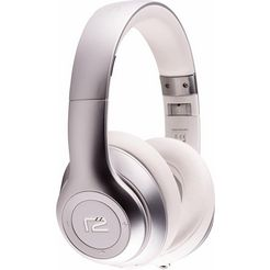 ready2music rival over-ear-hoofdtelefoon zilver