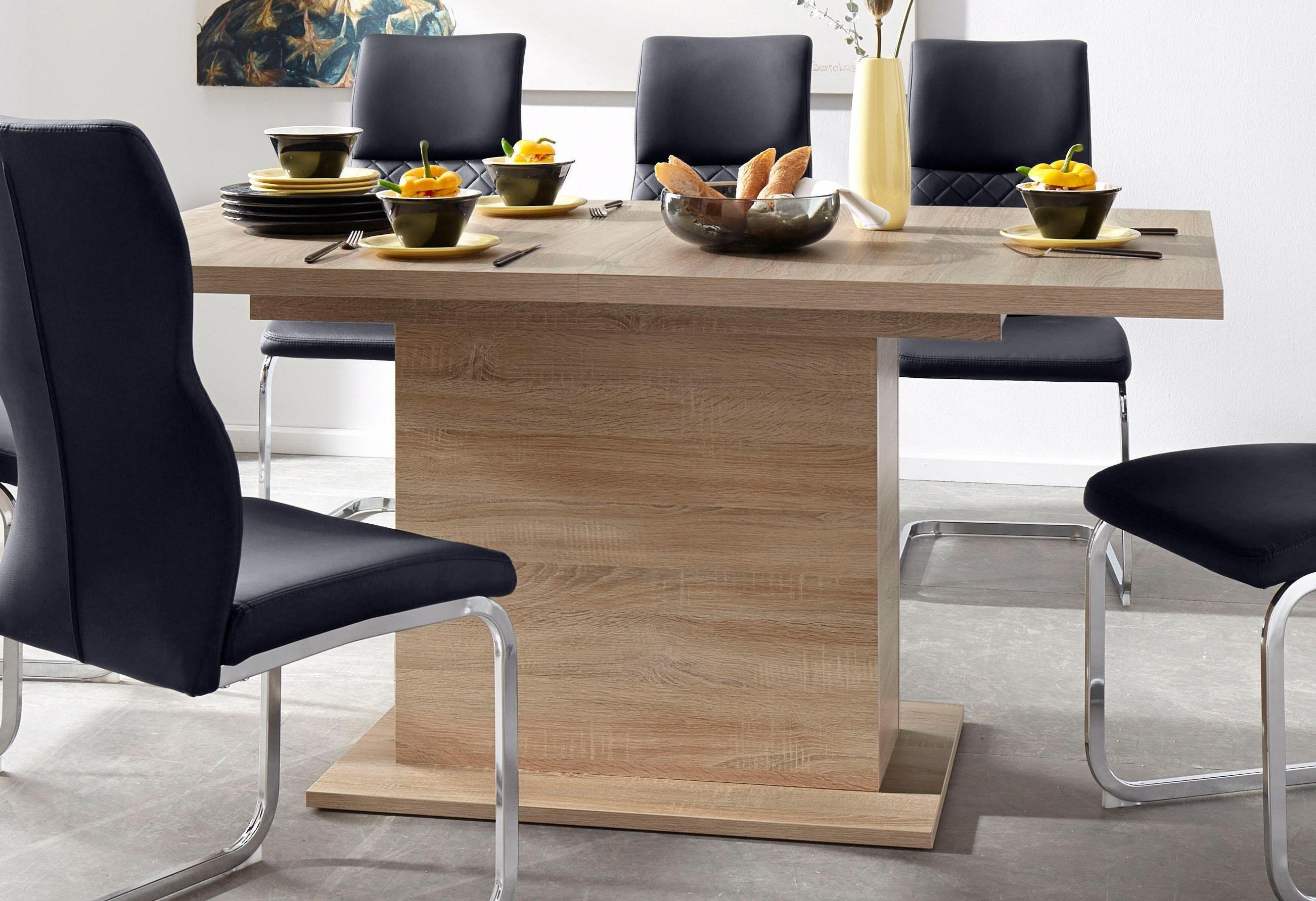 Uitschuifbare Eettafel 160 Cm.Uitschuifbare Tafels Online Shop Nu Online Kopen Otto