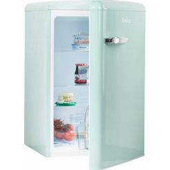 amica koelkast vks 15624 s, a++, 86 cm hoog groen