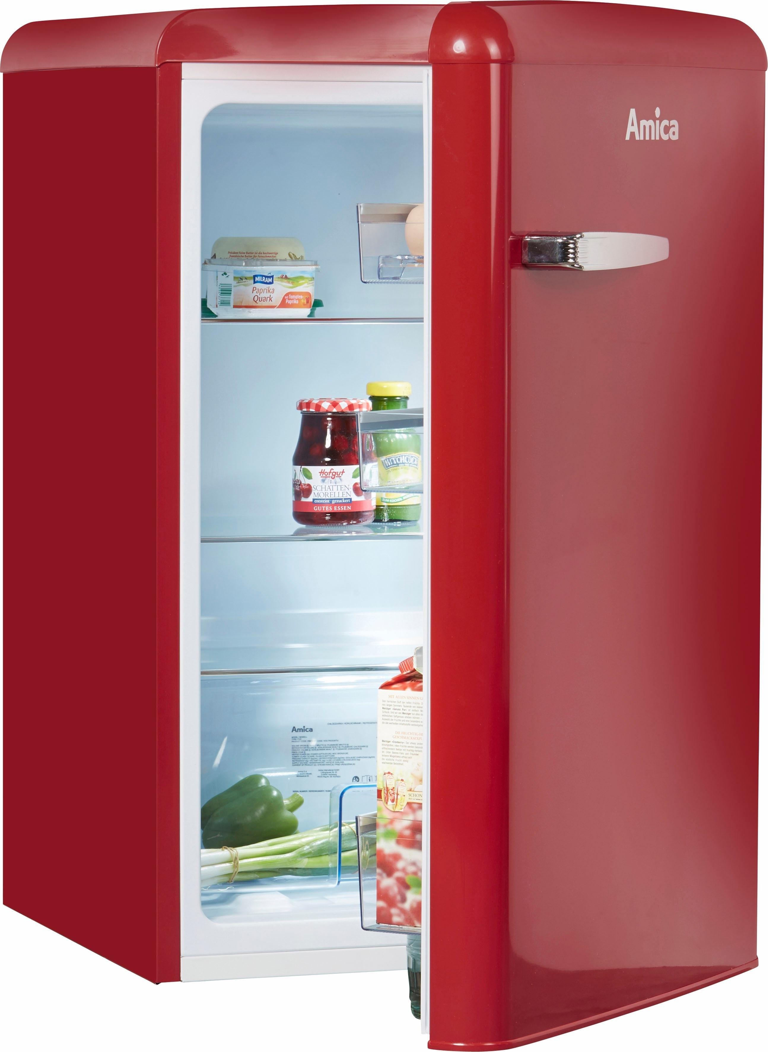 Amica koelkast VKS 15624 S, A++, 86 cm hoog bestellen: 14 dagen bedenktijd