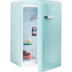 amica koelkast vks 15624 s, a++, 86 cm hoog blauw