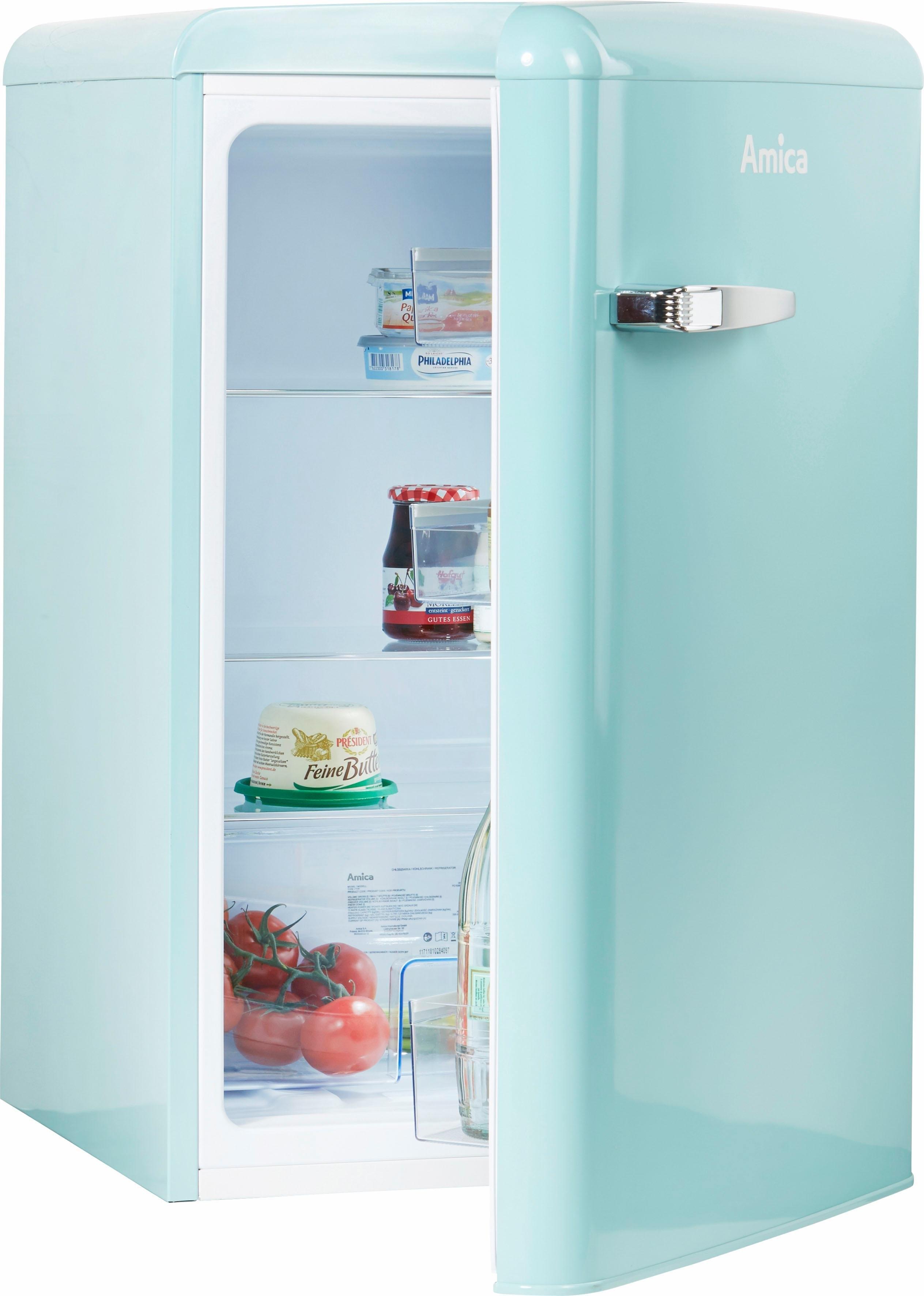 Amica koelkast VKS 15624 S, A++, 86 cm hoog bestellen: 30 dagen bedenktijd