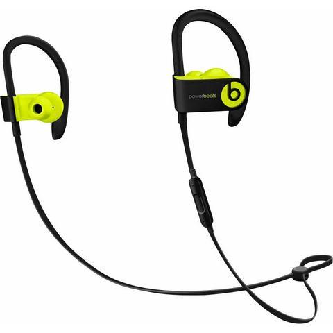 Beats Powerbeats 3 draadloos geel