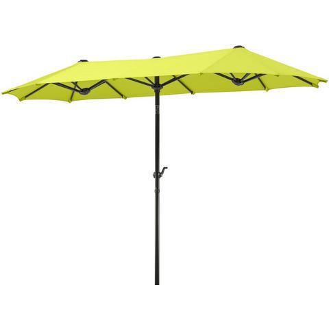 SCHNEIDER parasols Parasol 300x150 cm, incl. Beschermhoes, zonder paraplubak