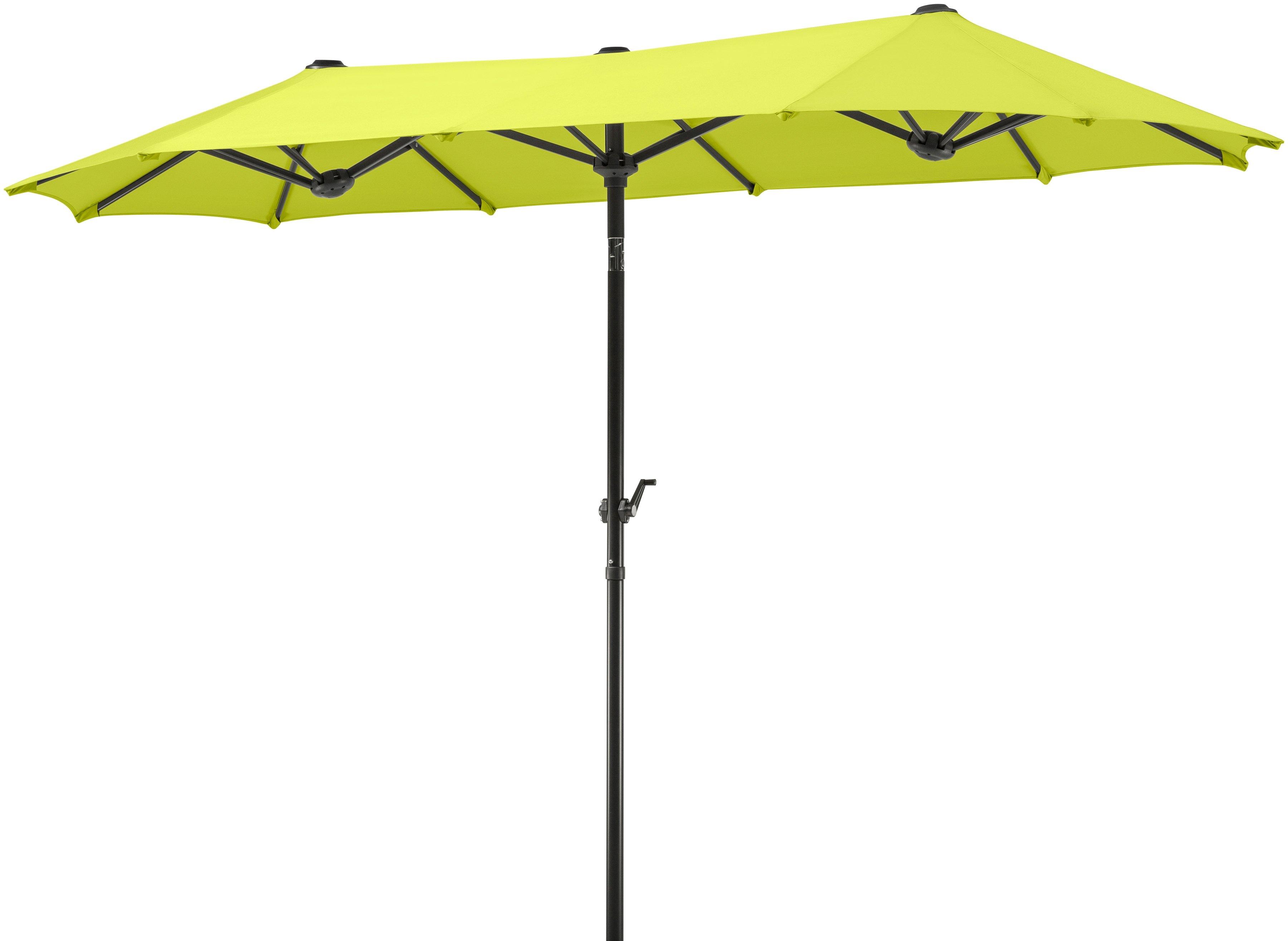 Schneider Schirme SCHNEIDER parasols Parasol »Salerno«, 300x150 cm, incl. Beschermhoes, zonder paraplubak bestellen: 30 dagen bedenktijd