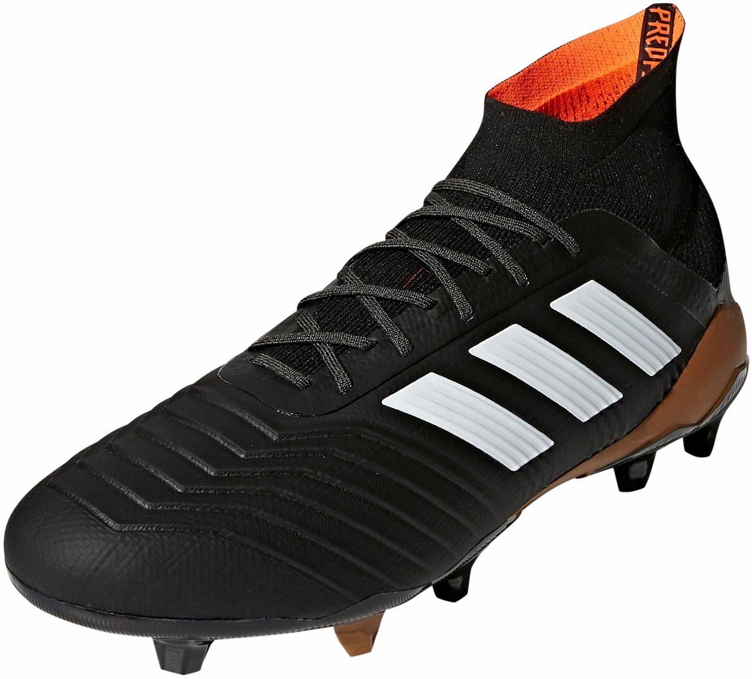 Prédateur Adidas Football 18.3 Fg Hommes, Royaume-uni 9,5 À 44 Eu