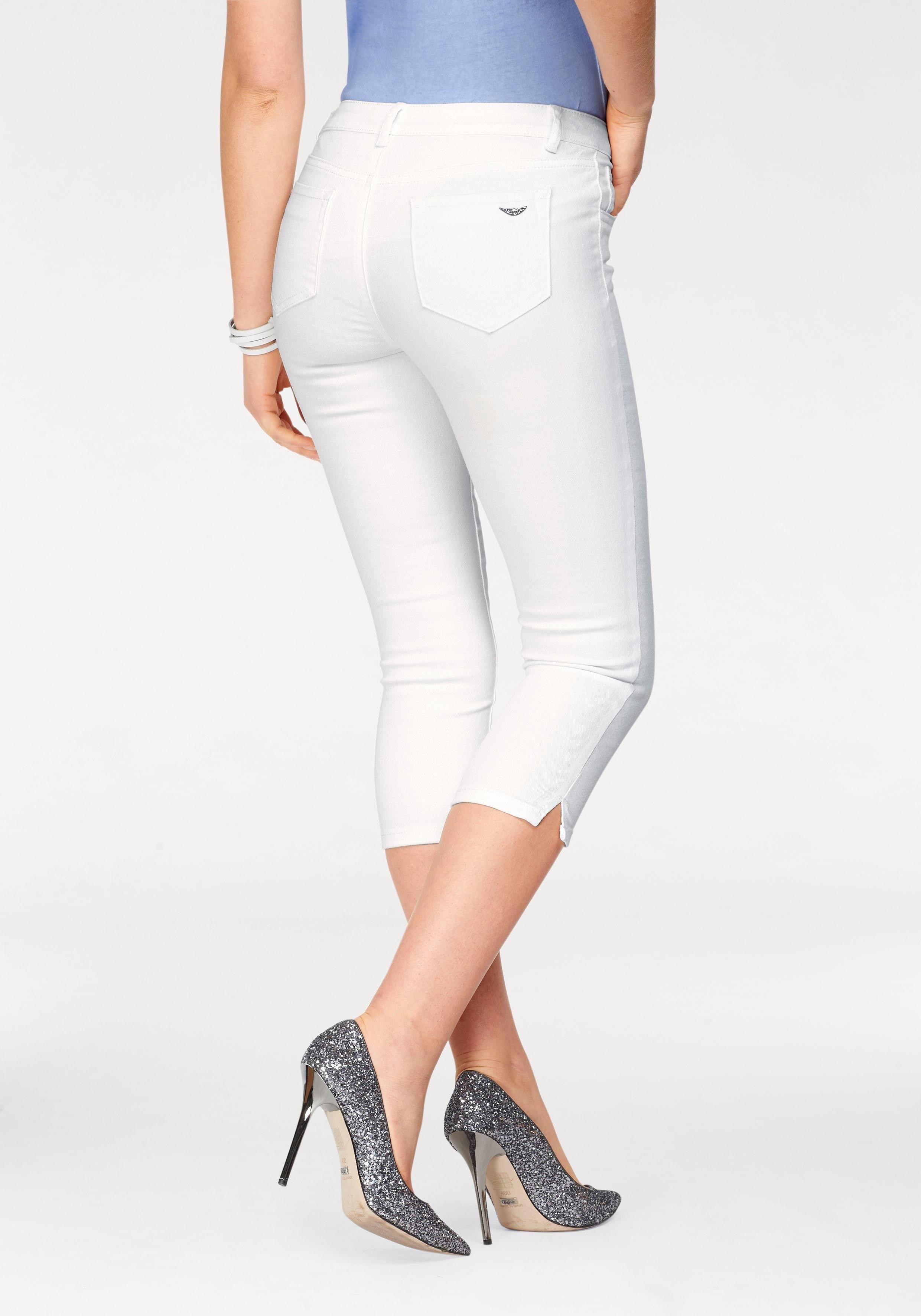 ARIZONA capri-jeans »Ultra-Stretch« - verschillende betaalmethodes