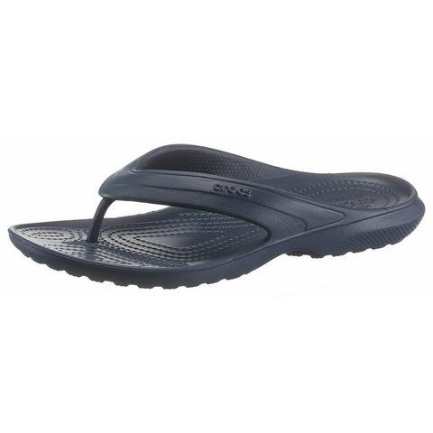 Crocs Flip Flops Unisex Navy Classic
