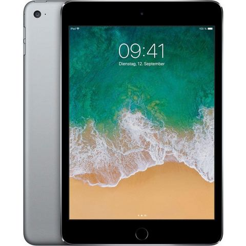 Apple Apple iPad mini 4 WiFi 128 GB, iOS 9, Apple A8, 20,1 cm (7,9 inch)