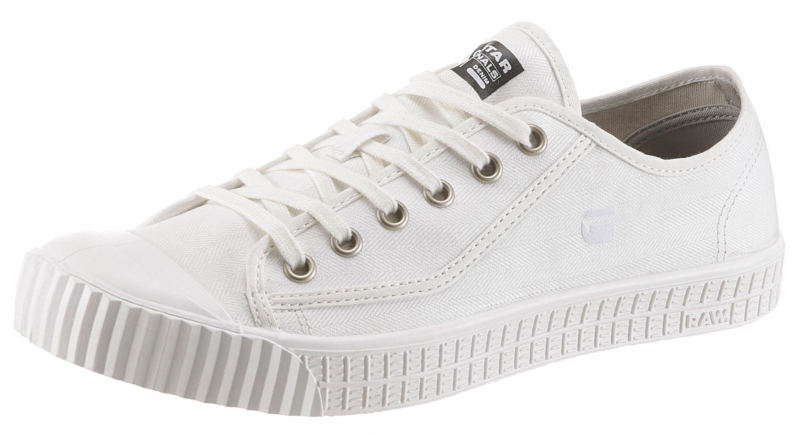 G Star G-star Witte Sneakers Premières Rovulc Hb Faible AceK2an