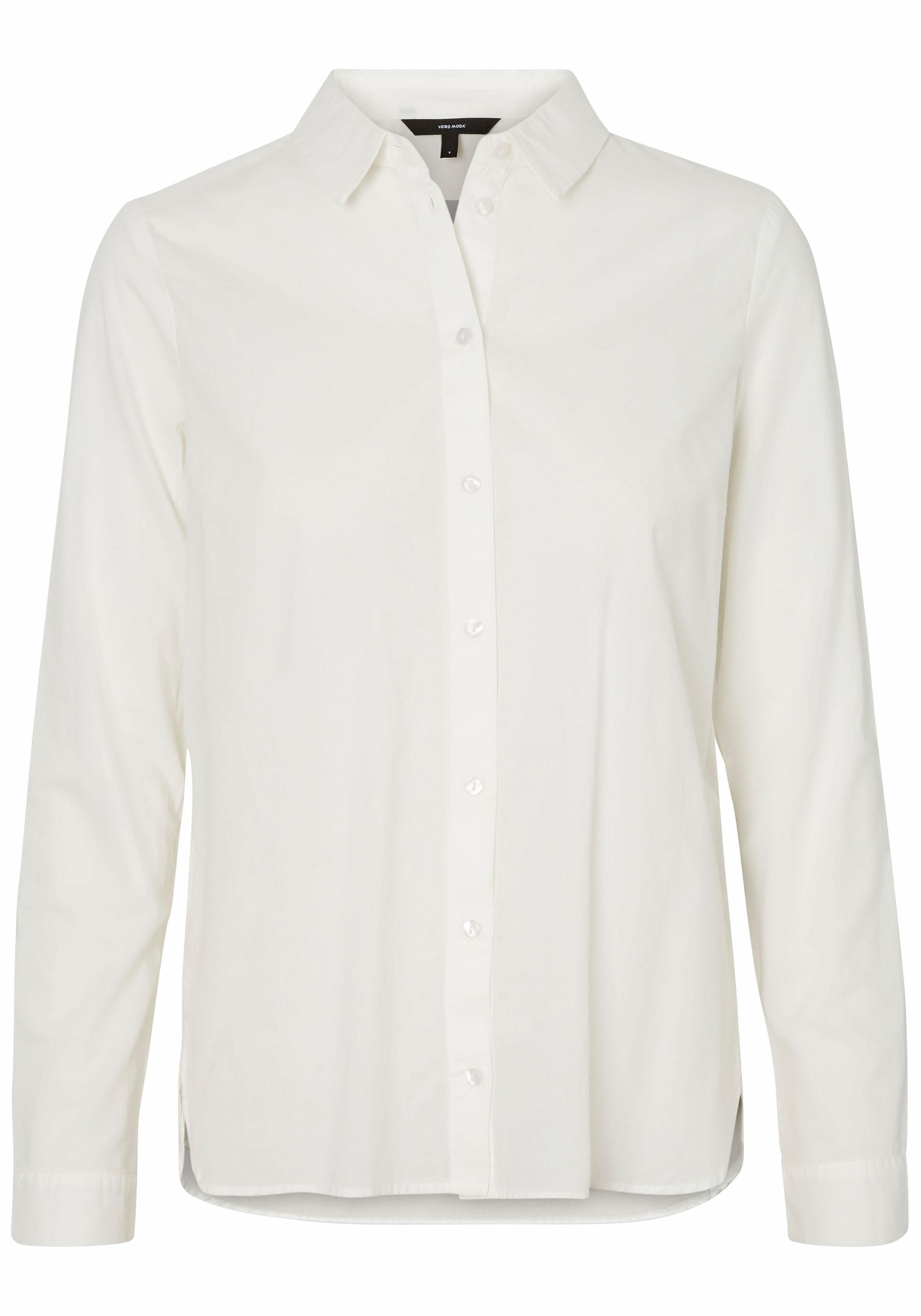 VERO MODA klassieke blouse »KATE ISABELL« - gratis ruilen op otto.nl