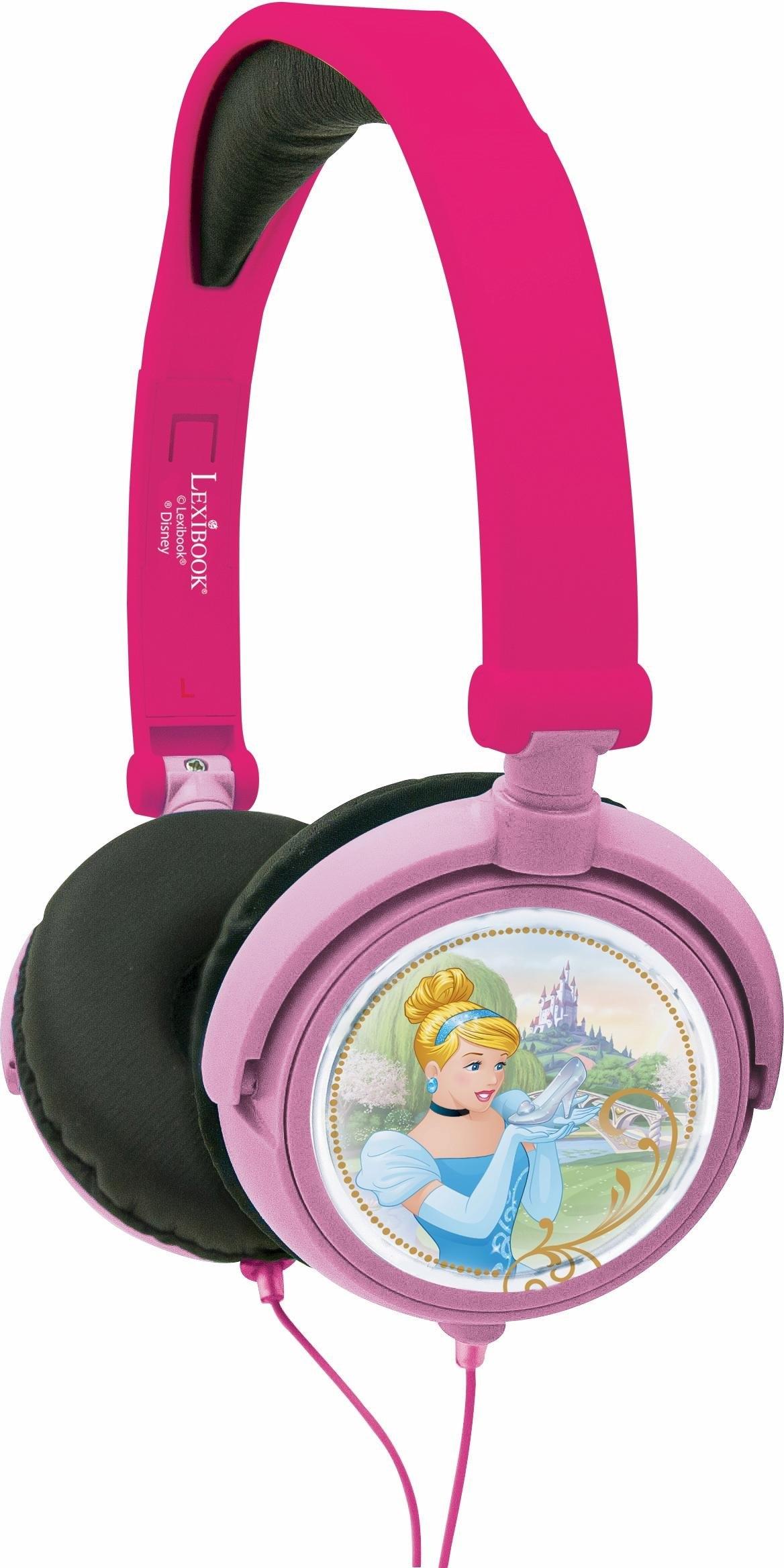 Lexibook hoofdtelefoon om in elkaar te vouwen, »Disney Princess« bij OTTO online kopen
