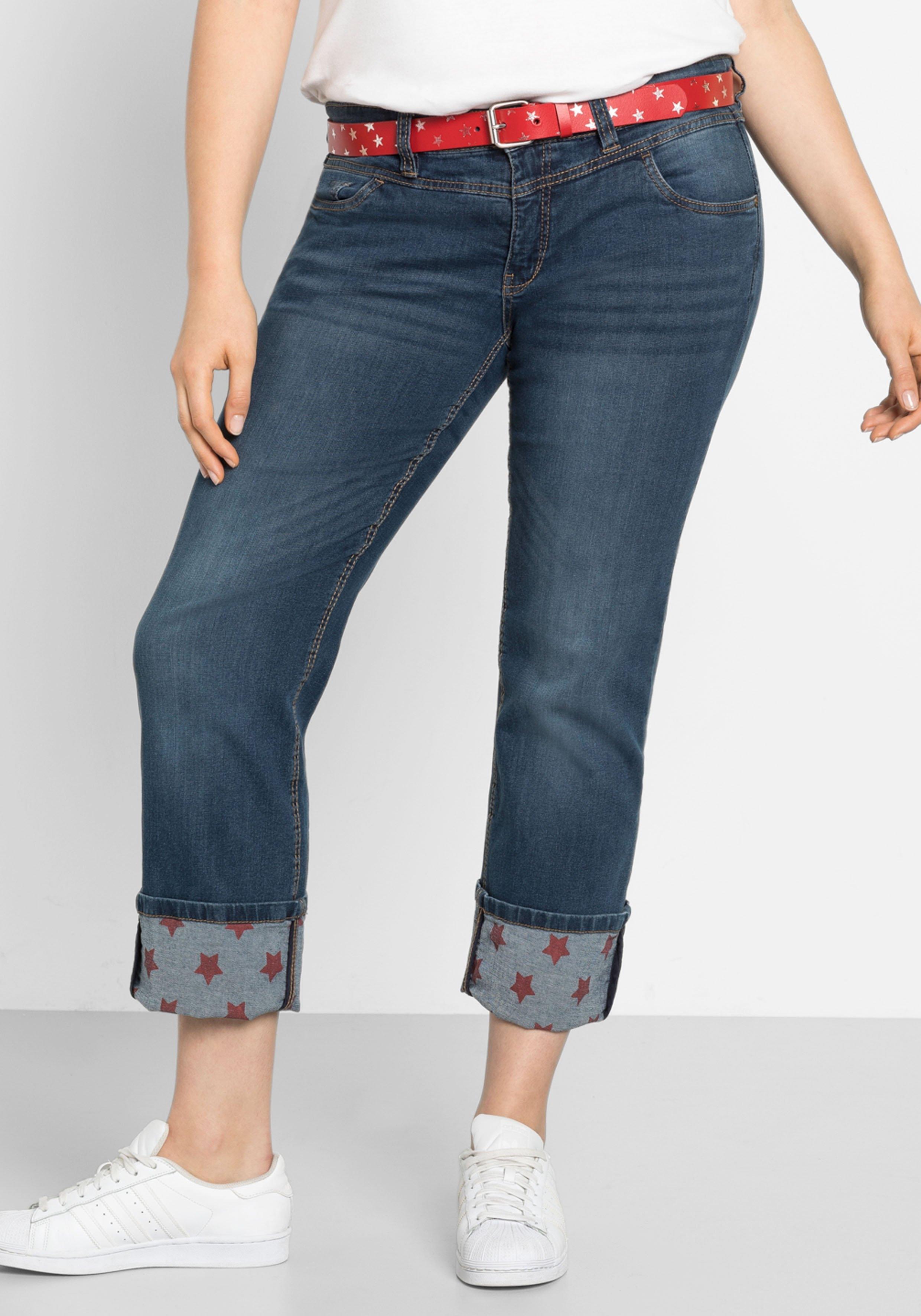 Sheego Denim rechte jeans voordelig en veilig online kopen