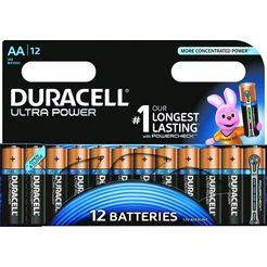 duracell batterij ultra power (set) zwart