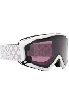 alpina sports skibril panoma magnetic wit
