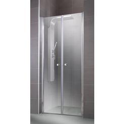 pendeldeur »aruba«, douchedeur, verstelbaarheid van 88,5 - 91,5 cm wit