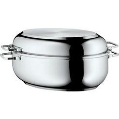 wmf braadpan zilver